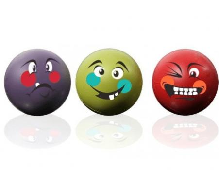 Gymstick Antistress Ball loptice, 3x