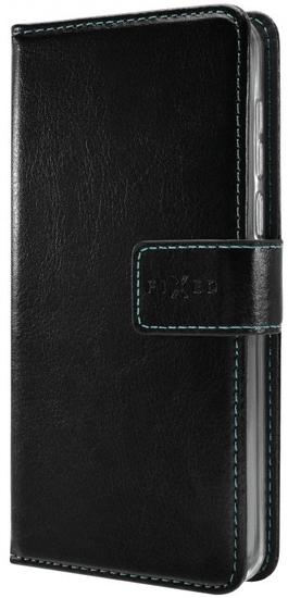 FIXED Pouzdro typu kniha Opus pro Honor 20S, černé (FIXOP-464-BK)