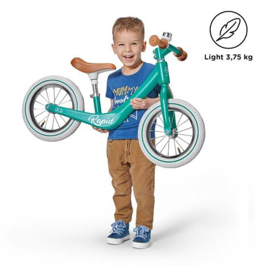 KinderKraft poganjalček Balance bike RAPID Magic
