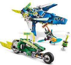 LEGO Ninjago 71709 Wyścigówki z Jaya i Lloyda