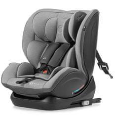 KinderKraft dječja autosjedalica Car seat MYWAY with ISOFIX system, siva