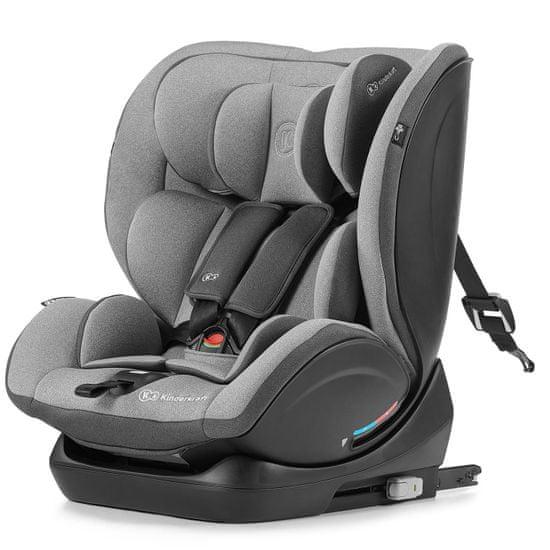 KinderKraft otroški avtosedež Car seat MYWAY with ISOFIX system