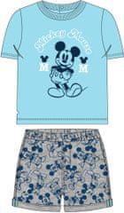Disney chlapecká souprava Mickey Mouse 68 modrá