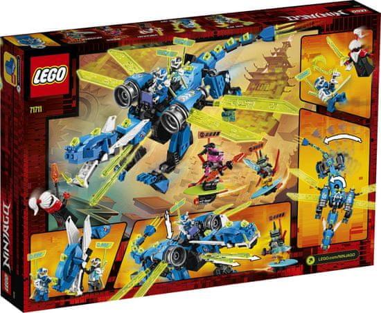 LEGO Ninjago 71711 Jayev kyberdrak
