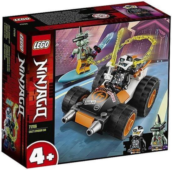LEGO Ninjago 71706 Colejev hiter avto