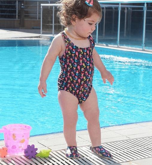 Slipstop dekliški copati Mermaid SS16110122