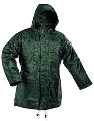 Cerva Pánská zateplená nepromokavá bunda Atlas zelená L