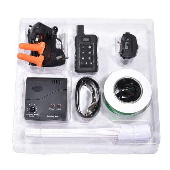 Reedog FX-500 elektronický ohradník, neviditelný plot pro psy, výcvikový obojek