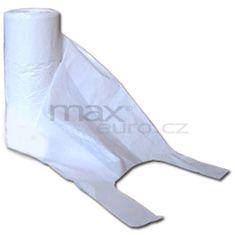 Maxpack Mikroténová taška na roli 3Kg - 220+120x370 mm - 250ks