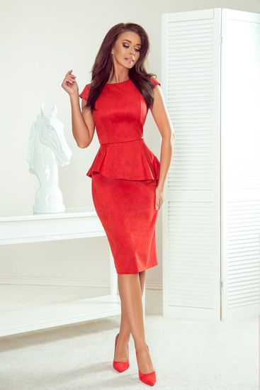 Numoco Sukienka damska 192-11 + Skarpetki Gatta Calzino Strech