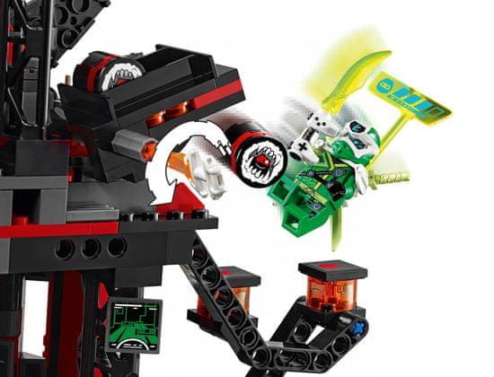 LEGO Ninjago 71712 Cesarjev tempelj