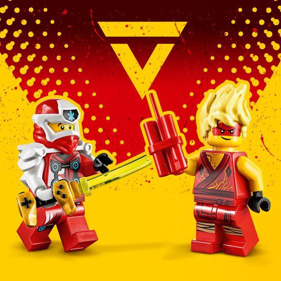 LEGO Ninjago 71714 Kaijev avatar - arkadni igralni avtomat
