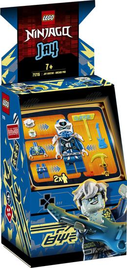 LEGO Ninjago 71715 Jayev avatar - arkadni igralni avtomat