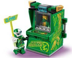LEGO Ninjago 71716 Lloydov avatar - arkádový automat