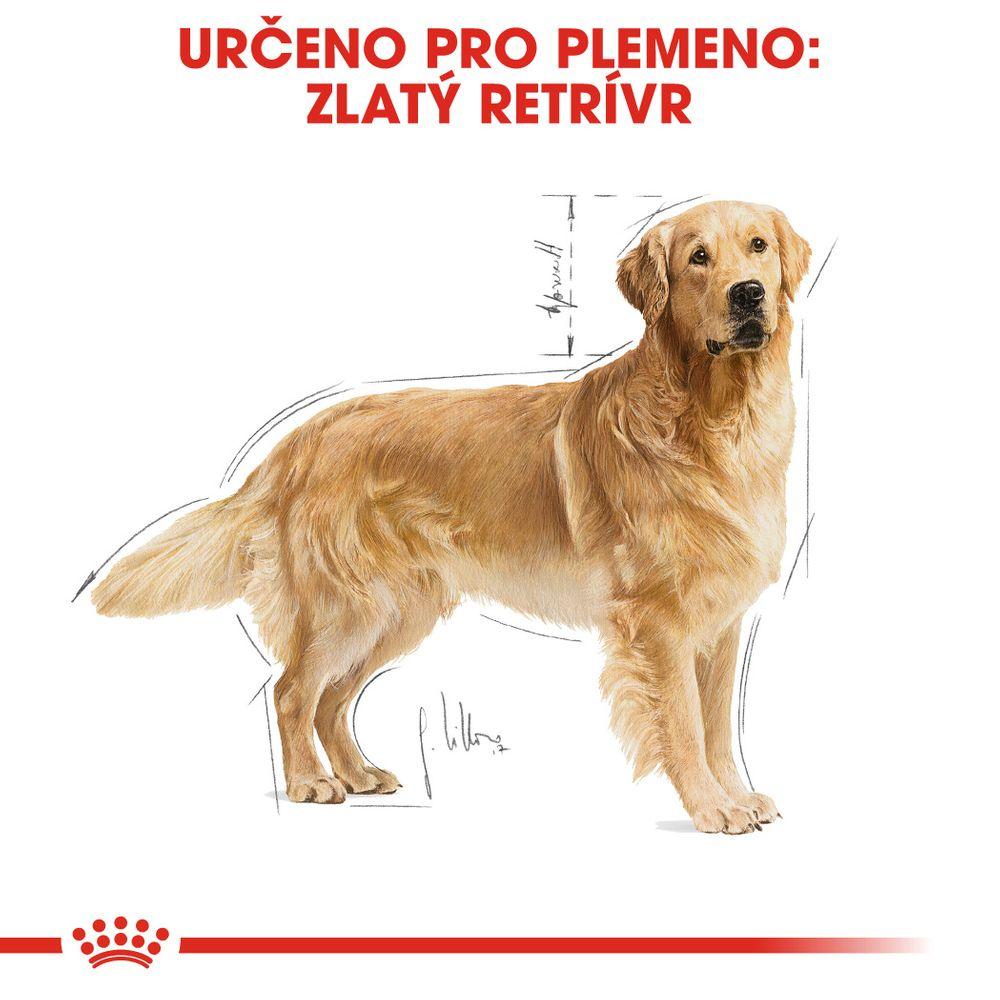 Royal Canin Golden Retriever Adult 12 kg