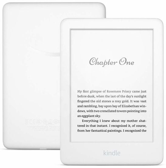 Amazon Kindle 2020 e-bralnik, 15,24 cm, 8 GB, Wi-Fi, Bluetooth, bel