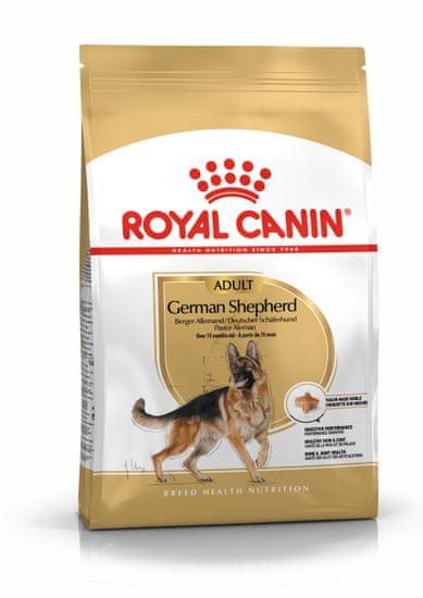 Royal Canin German Shepherd Adult hrana za nemške ovčarje, 11 kg