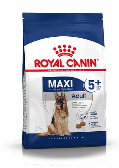 Royal Canin hrana za odrasle pse Maxi Adult 5+ 15 kg