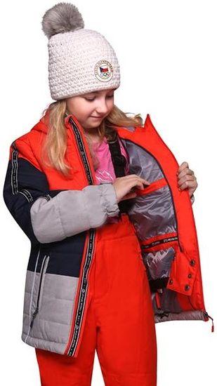 ALPINE PRO dětská bunda WIREMO 3