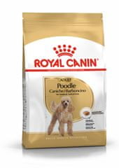 Royal Canin Poodle Adult pasji briketi za pudlje, za odrasle pse, 1,5 kg