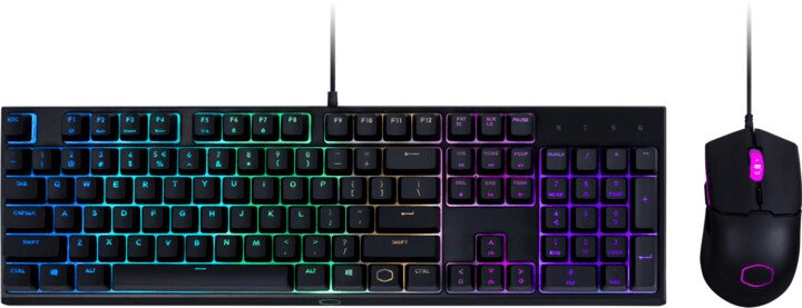Cooler Master MS110, herní set, US (MS-110-KKMF1-US)