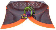Hexbug Ring Racer - Kaskadérský set zelený