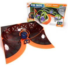 Hexbug Ring Racer - Kaskadérský set oranžový