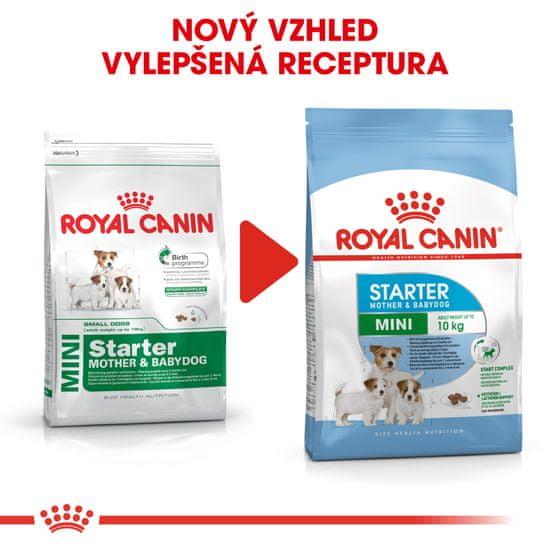 Royal Canin Mini Starter Mother&Babydog 8,5 kg