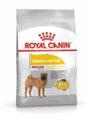 Royal Canin Medium Dermacomfort pasji briketi za srednje pasme, 10 kg