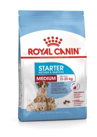 Royal Canin Medium Starter Mother&Babydog 12 kg