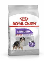 Royal Canin Medium Sterilised pasji briketi za srednje pasme, 10 kg - Odprta embalaža