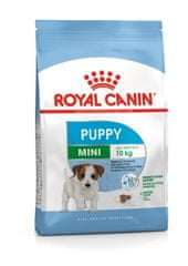 Royal Canin Mini Puppy pasji briketi za majhne pasme, za mladiče, 8 kg