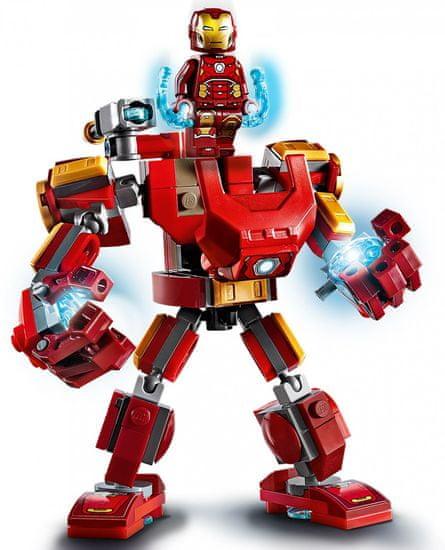 LEGO Super Heroes 76140 Robot Iron Man
