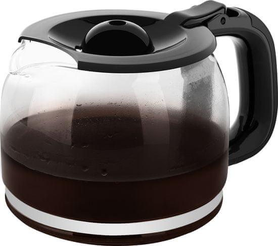 ECG aparat za kuhanje kave KP 2115, Black/črn