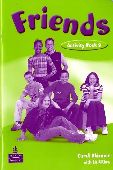 Kilbey Liz: Friends 2 Activity Book