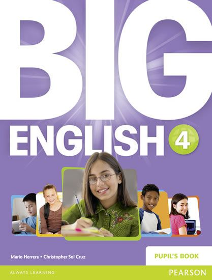 Herrera Mario: Big English 4 Pupil´s Book