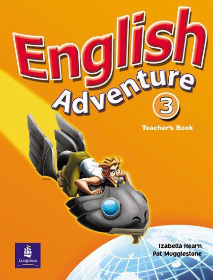 Hearn Izabella: English Adventure 3 Teacher´s Book