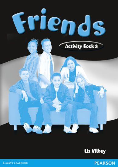 Kilbey Liz: Friends 3 Activity Book