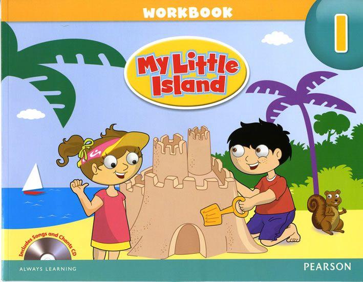Longman: My Little Island 1 Activity Book w/ Songs and Chants Audio CD