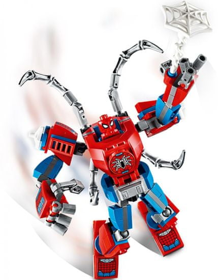 LEGO Super Heroes 76146 Spider-Manův robot