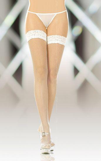 SoftLine Női harisnya 5517 white, fehér, 4