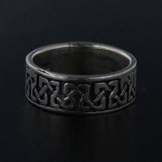 Amiatex Stříbrný prsten 13969, 57