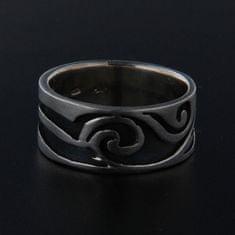Amiatex Stříbrný prsten 13968, 63