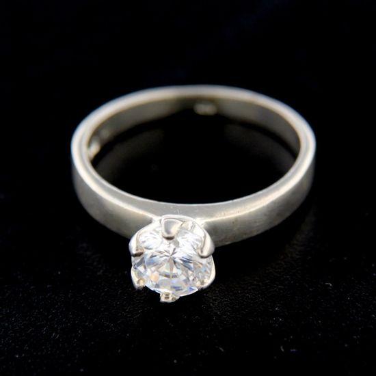 Amiatex Ezüst gyűrű 14802