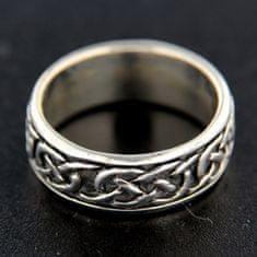 Amiatex Stříbrný prsten 14849, 63