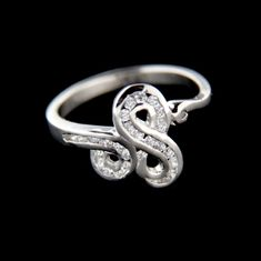 Amiatex Stříbrný prsten 15018, 49