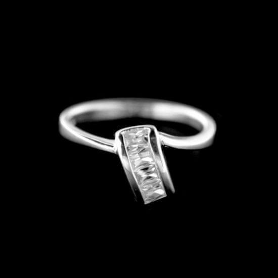 Amiatex Ezüst gyűrű 15394
