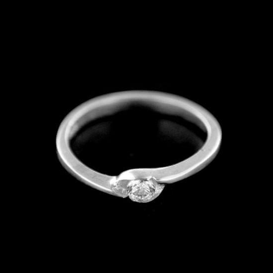 Amiatex Ezüst gyűrű 15438