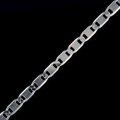 Amiatex Ezüst lánc 15486, 45, 12 G