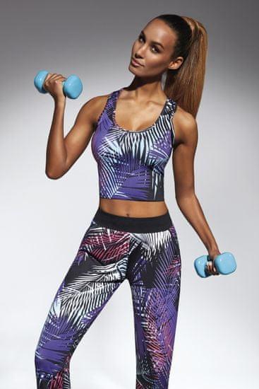 Bas Bleu Női sport topp Jamaica top 30 + Nőin zokni Gatta Calzino Strech